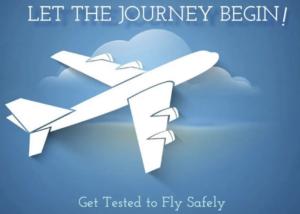 International Travel Covid Testing